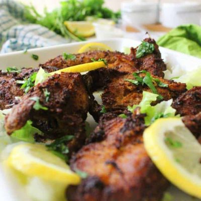 Indian spicy fish fry recipe