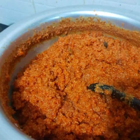 step by step gajar ka halwa recipe