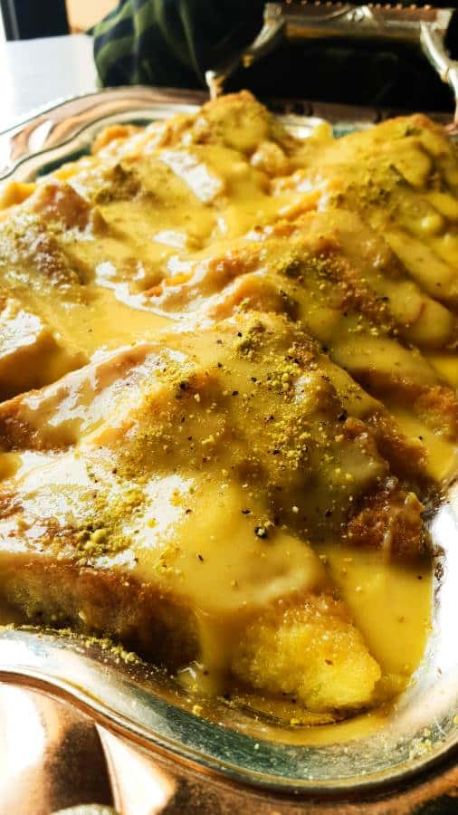 shahi tukda recipe | Indian bread pudding