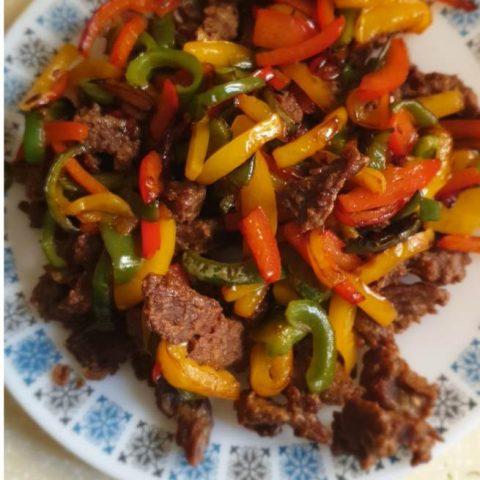 crispy beijing beef