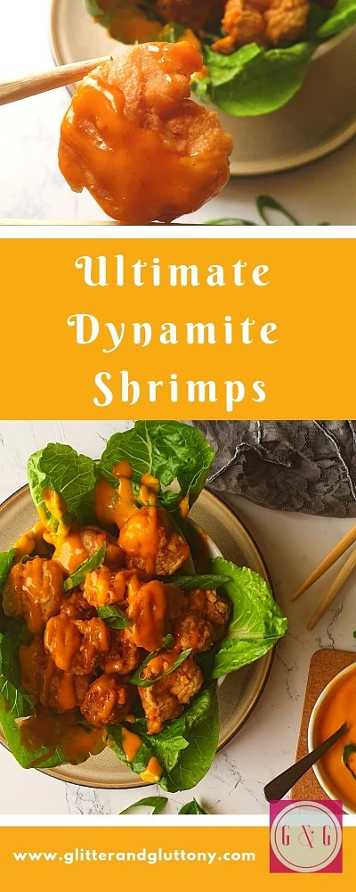 ultimate dynamite prawns shrimps