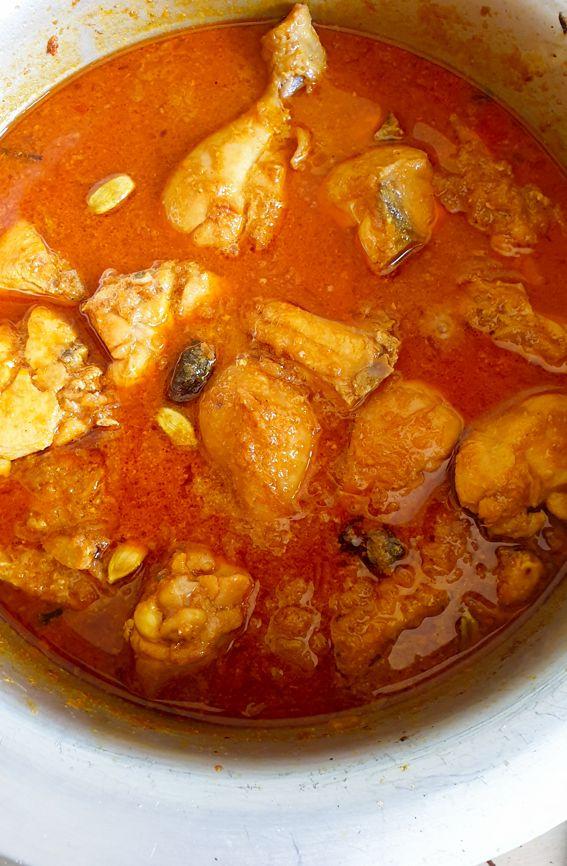 murghi ka salan or pakistani chicken curry ready
