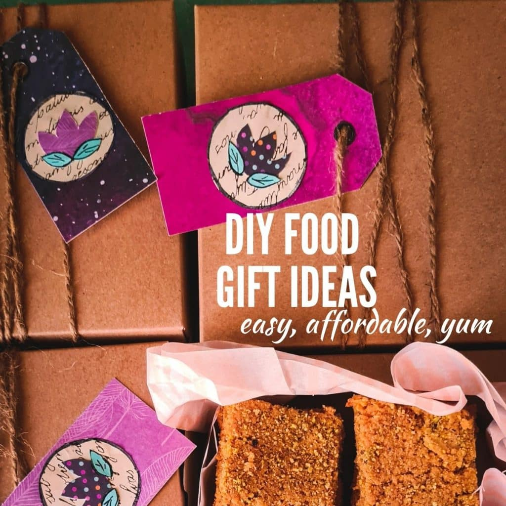 9 Homemade Holiday Food Gifts Ideas Recipes And Diys